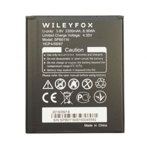 Аккумулятор Wileyfox Spark, Spark+ 2200mah