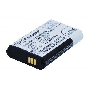 Аккумулятор CameronSino для Philips Xenium 9@9K, 9A9K, X500 1800mah