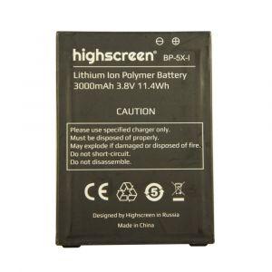 Аккумулятор Highscreen Boost II, Boost II SE 3000mah