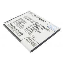 Аккумулятор Lenovo A656, A766, S650, S820 2000mah CS