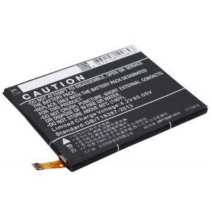 Аккумулятор CameronSino для Lenovo A5000, P70, VIBE P1m 4000mah