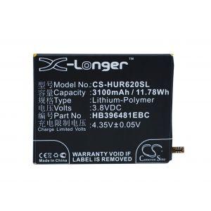 Аккумулятор CameronSino для Huawei (HB396481EBC) 3100mah