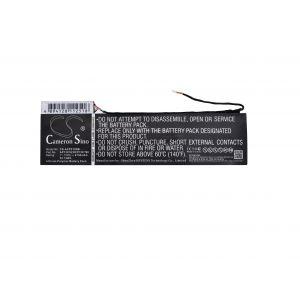 Аккумулятор CameronSino для Acer Iconia Tab W701, Aspire P3-131 4750mah