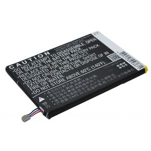 Аккумулятор CameronSino для Мегафон МR150-2, MR150-5, MTC 835F, ZTE Grand S Flex 2300mah