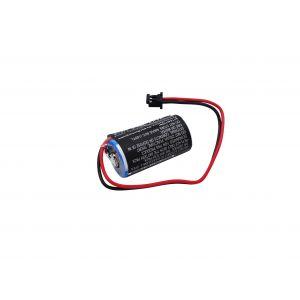 Батарейка CameronSino для Mitsubishi Q6BAT, CR17335SE-R 1800mah