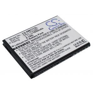 Аккумулятор CameronSino для Samsung Galaxy S2 i9100, i9103, EK-GC100, EK-GC110 Galaxy Camera (B-F1A2GBU) 1650mah