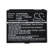 Аккумулятор Motorola BK10, SNN5793 1600mah CS