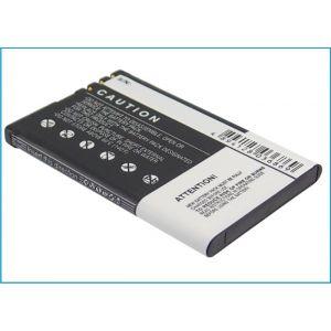 Аккумулятор CameronSino для Nokia BL-5J, Explay TV240, JBL PlayUp 1350mah