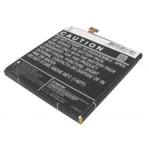 Аккумулятор CameronSino для Huawei Ascend P2 (HB5Y1HV) 2350mah