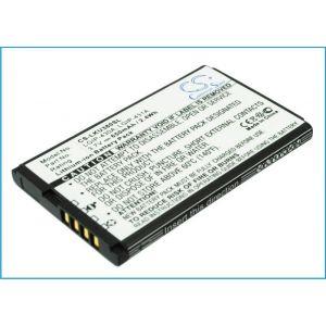 Аккумулятор CameronSino для LG LGIP-430A, LGIP-431A 650mah CS