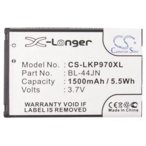 Аккумулятор CameronSino для LG BL-44JN 1500mah