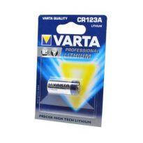 Батарейка литиевая Varta CR123A (6205)