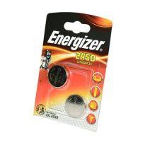 Батарейка литиевая Energizer CR2450 2шт