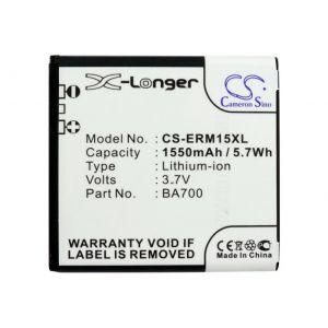 Аккумулятор CameronSino для Sony Xperia BA700 1550mah