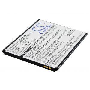 Аккумулятор CameronSino для Lenovo A6000, A6010, K3 1900mah