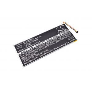 "Аккумулятор CameronSino для Acer Iconia One 7"" B1-730 3300mah"