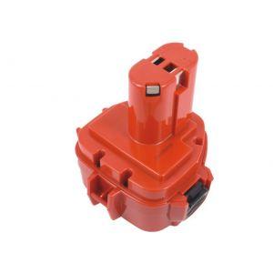 Аккумулятор усиленный Pitatel для Makita 1220, 1233, 192681-5, 193157-5 3300mah