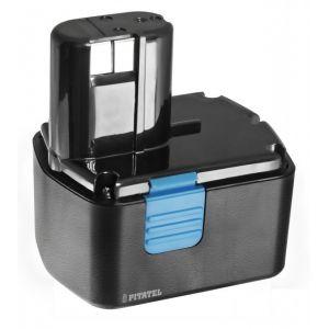 Аккумулятор усиленный Pitatel для Hitachi EB1414, EB1426H, EB14S 3300mah