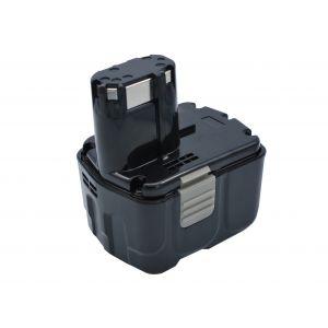 Аккумулятор усиленный Pitatel для Hitachi BCL1415, BCL1430, BCL1440 4000mah