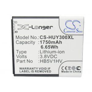 Аккумулятор CameronSino для Huawei Ascend G350, Y300, Y520, Y511, Y541 (HB5V1) 1750mah