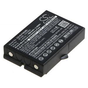 Аккумулятор CameronSino для IKUSI T70-1, T70-2, TM70 (BT06K) 600mah