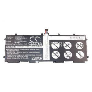 Аккумулятор CameronSino для Samsung Galaxy Note 10.1, Galaxy Tab 10.1, Galaxy Tab 2 10.1 (GH43-03562B) 7000мАч