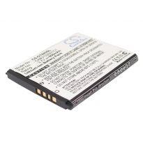 Аккумулятор Alcatel One Touch 510, 880, Мегафон 602 800mah CS