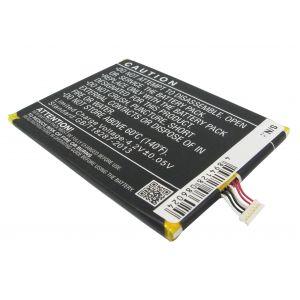 Аккумулятор CameronSino для Alcatel OneTouch Idol Ultra 6033 1800mah