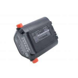 Аккумулятор CameronSino для Gardena 09840-20, BLI-18 2500mah