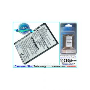 Аккумулятор CameronSino для HTC Touch Viva 1100мАч CS