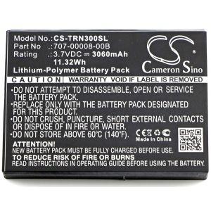 Аккумулятор CameronSino для Trimble Juno 3 3060mah