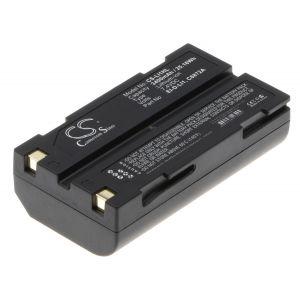 Аккумулятор CameronSino для Spectra Precision EPOCH, Trimble, Pentax 3400mah