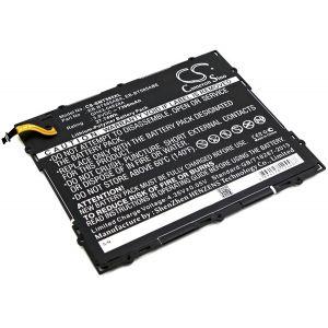 Аккумулятор CameronSino для Samsung Galaxy Tab A 10.1 (2016), Tab E 10.1 (EB-BT585ABA) 7300mah
