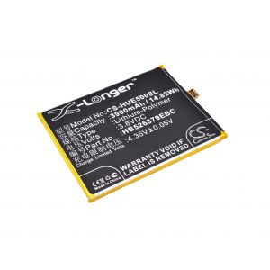 Аккумулятор CameronSino для Huawei Honor 4C Pro, Y6 Pro, Enjoy 5 (HB526379EBC) 3900mah