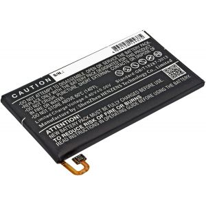 Аккумулятор CameronSino для Samsung Galaxy A3 2017 SM-A320 (EB-BA320ABE) 2350mah
