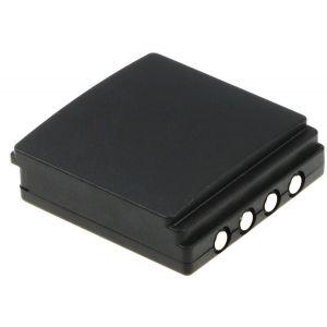 Аккумулятор CameronSino для HBC Radiomatic Micron 4, Micron 5 (FuB09NM) 700mah