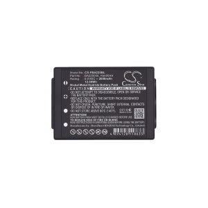 Аккумулятор CameronSino для HBC Linus 6, Spectrum 1, 2, A, B 2000mah