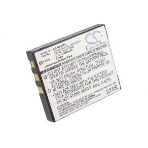 Аккумулятор CameronSino для D-Li8, KLIC-7005, NP-40, SLB-0737, CGA-S004 850mah
