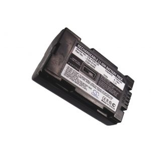Аккумулятор CameronSino для Panasonic CGR-D08, CGR-D08R, CGR-D08S, CGR-D120 1100mah