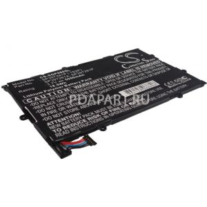 Аккумулятор CameronSino для Samsung Galaxy TAB P6800 (SP397281A) 5000mah CS