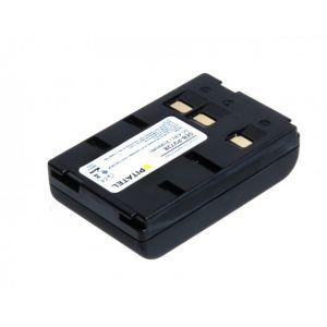 Аккумулятор Pitatel для Panasonic P-V212, VW-VBS20E 2100mah