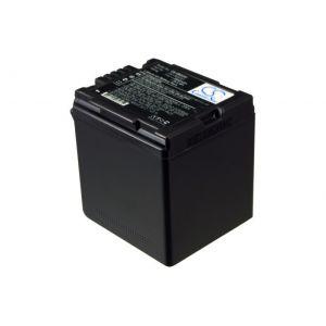 Аккумулятор CameronSino для Panasonic VW-VBG130, VW-VBG260 2640mah