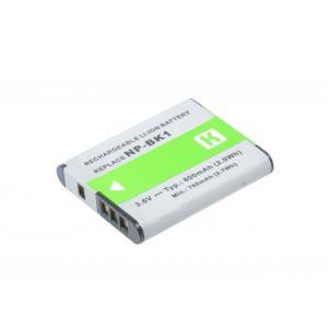 Аккумулятор Pitatel для Sony NP-BK1, NP-FK1 800mah