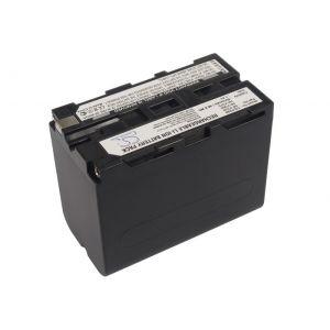 Аккумулятор CameronSino для Sony NP-F950, NP-F970 6600mah