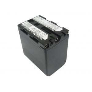Аккумулятор CameronSino для Sony NP-FM91, NP-QM90, NP-QM91D 4200mah