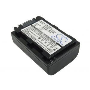 Аккумулятор CameronSino для Sony NP-FH30, NP-FH40, NP-FH50 650mah