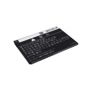 Аккумулятор CameronSino для Bluboo X6, Elephone ECOO E04 2400mah