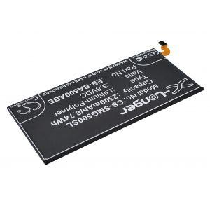 Аккумулятор CameronSino для Samsung Galaxy A5 (2015) (EB-BA500ABE) 2300mah