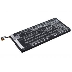 Аккумулятор CameronSino для Samsung Galaxy S6 (EB-BG920ABE) 2550mah