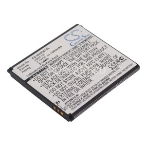 Аккумулятор CameronSino для Huawei Ascend D1 Quad XL (HB5T1H) 1500mah
